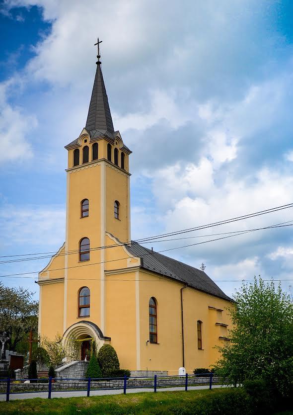 eeefc6fba Kostoly a kaplnky   Farnosť Pušovce